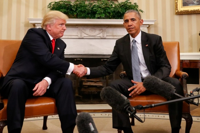President Trump is amping up Barack Obama's worst Middle East war