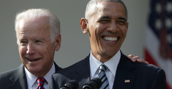 Joe Biden talks about his relationship with Barack Obama and reveals his favorite meme