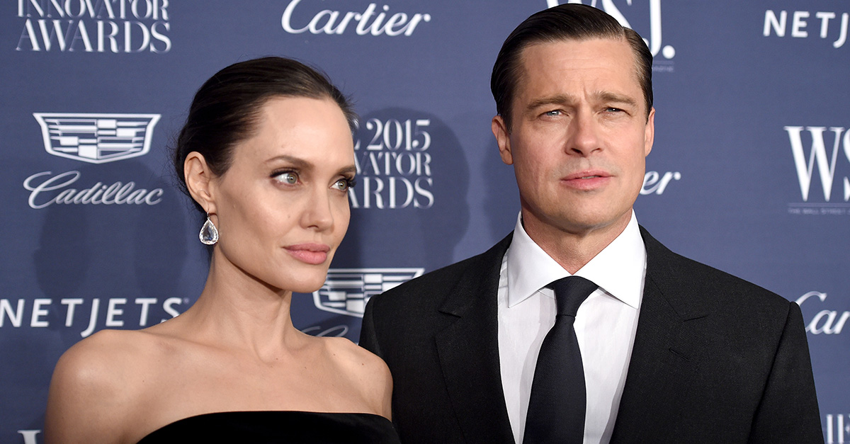Brad Pitt reveals he made a major life change since splitting from wife Angelina Jolie