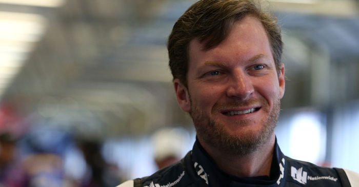 Dale Earnhardt Jr. discusses a major decision he's made regarding his future