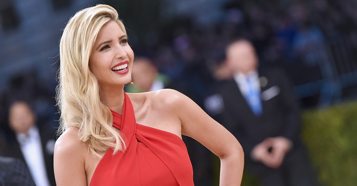 A filmmaker compared Ivanka Trump to a canine, only to get barked at by this surprising contingent