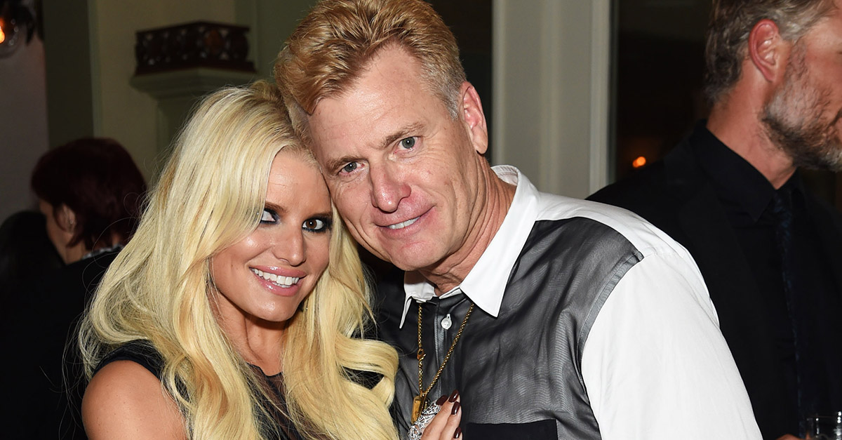 Jessica and Ashlee Simpson's father, Joe Simpson, just received news about his recent cancer battle