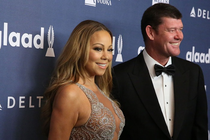 Mariah Carey's ex-fiance James Packer breaks his silence on the couple's dramatic split