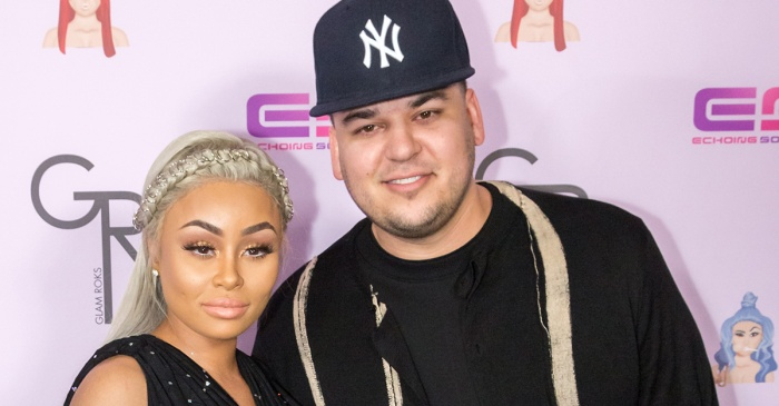 She might be out of the family, but that's not stopping Blac Chyna from stirring up drama for the Kardashians