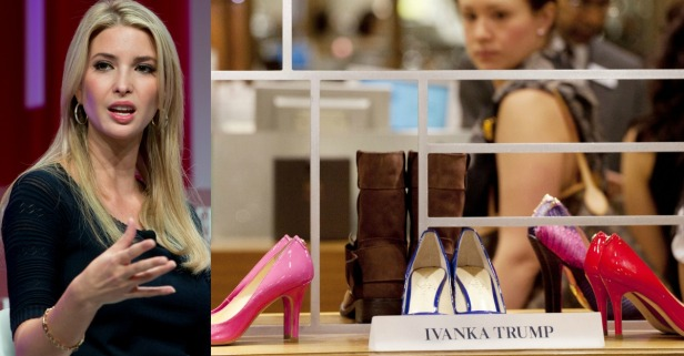 This major shoe retailer just gave Ivanka Trump's footwear line the boot