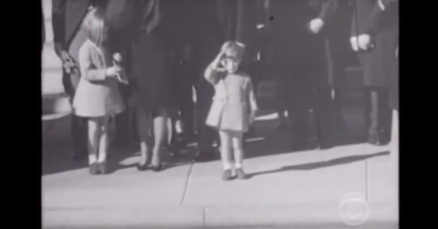 Iconic Photo Shows 3-Year-Old John F. Kennedy Jr. Saluting His Father's Coffin