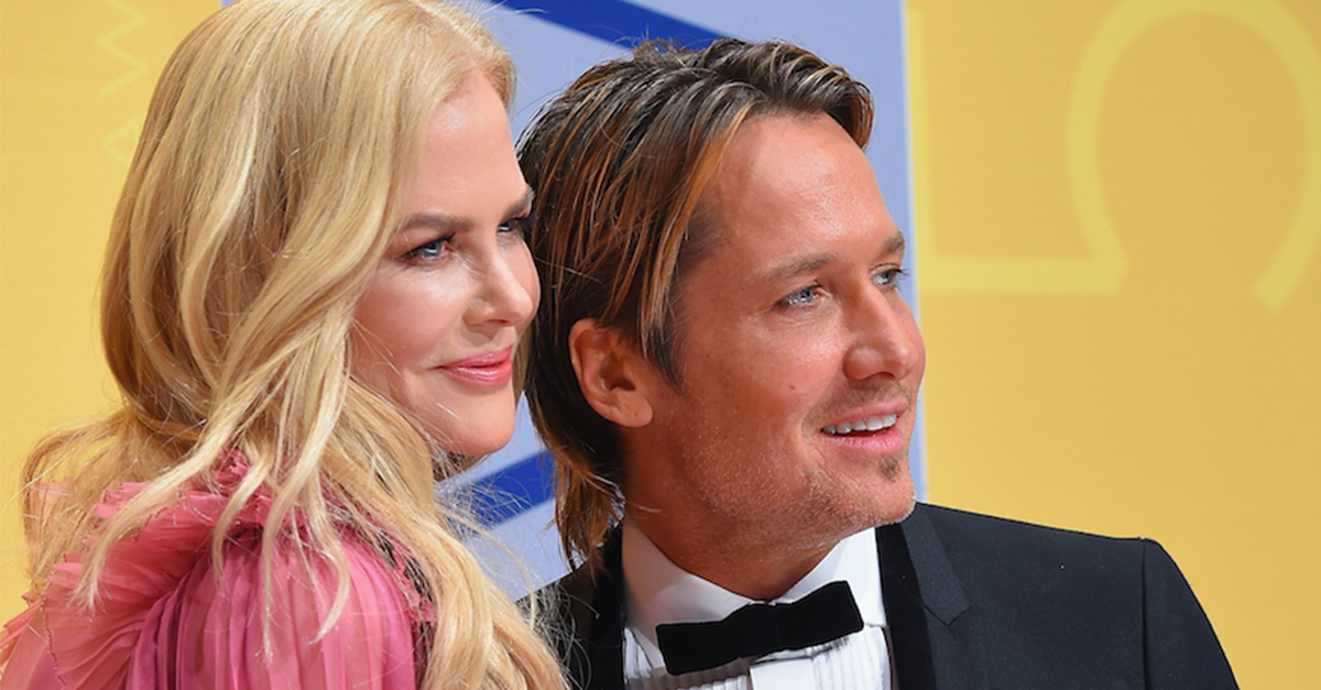 Keith Urban's wife Nicole Kidman speaks out about her love for Nashville