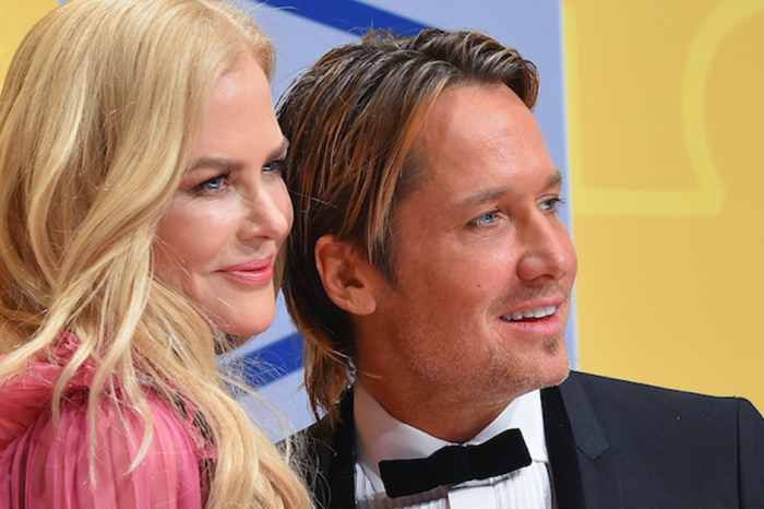 Keith Urban's beautiful wife, Nicole Kidman, woke up to this surprise on her birthday