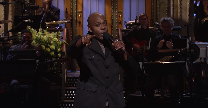 Flashback to Dave Chappelle Delivering One of the Greatest SNL Monologues Ever