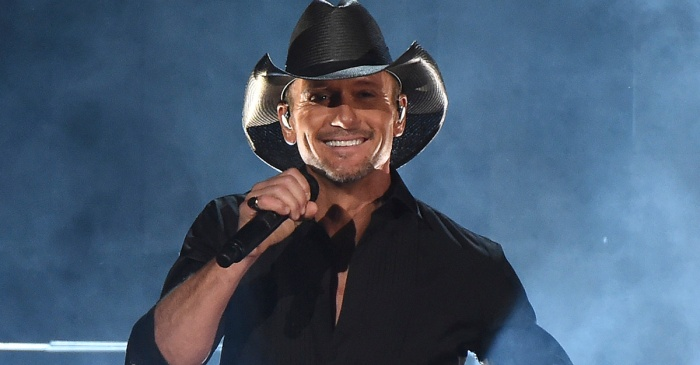 A Hollywood actor opens up about his uncomfortable encounter with Tim McGraw