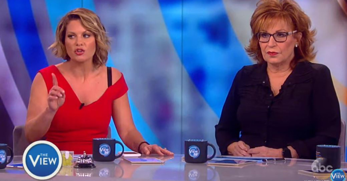 "Candace Cameron Bure's words about the election had audience at ""The View"" cheering"