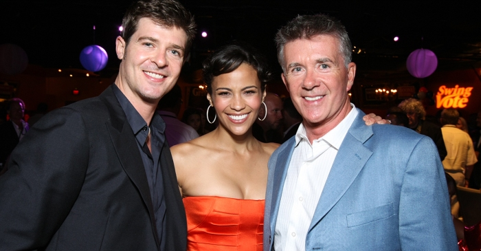 Robin Thicke's custody battle with his ex-wife takes another crazy turn