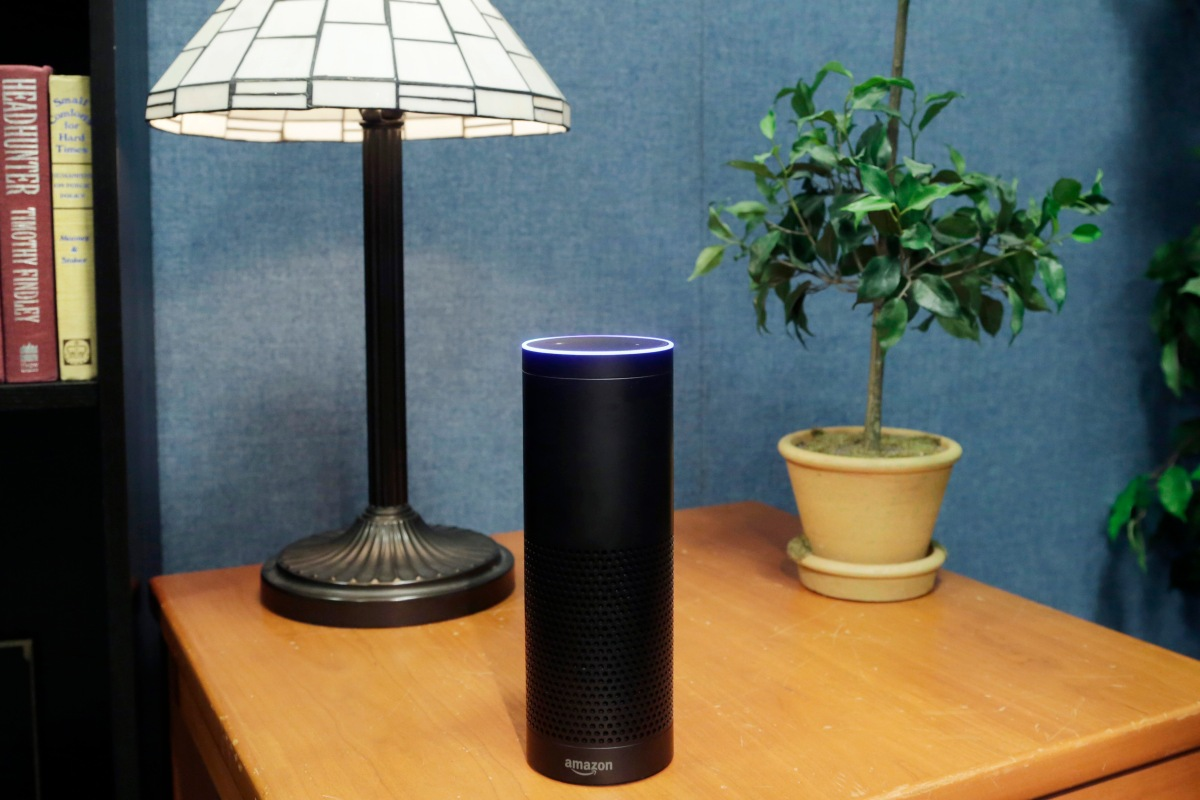 Could what your Amazon Alexa overhears be used against you?