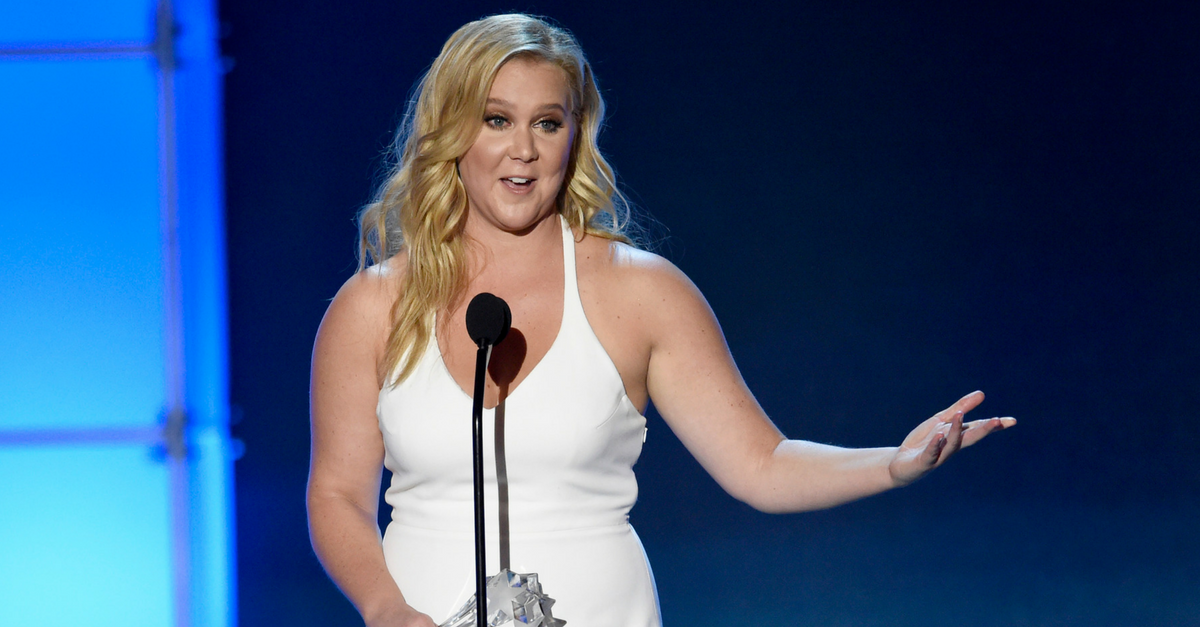 Amy Schumer responds to the internet campaign to bring down her latest special