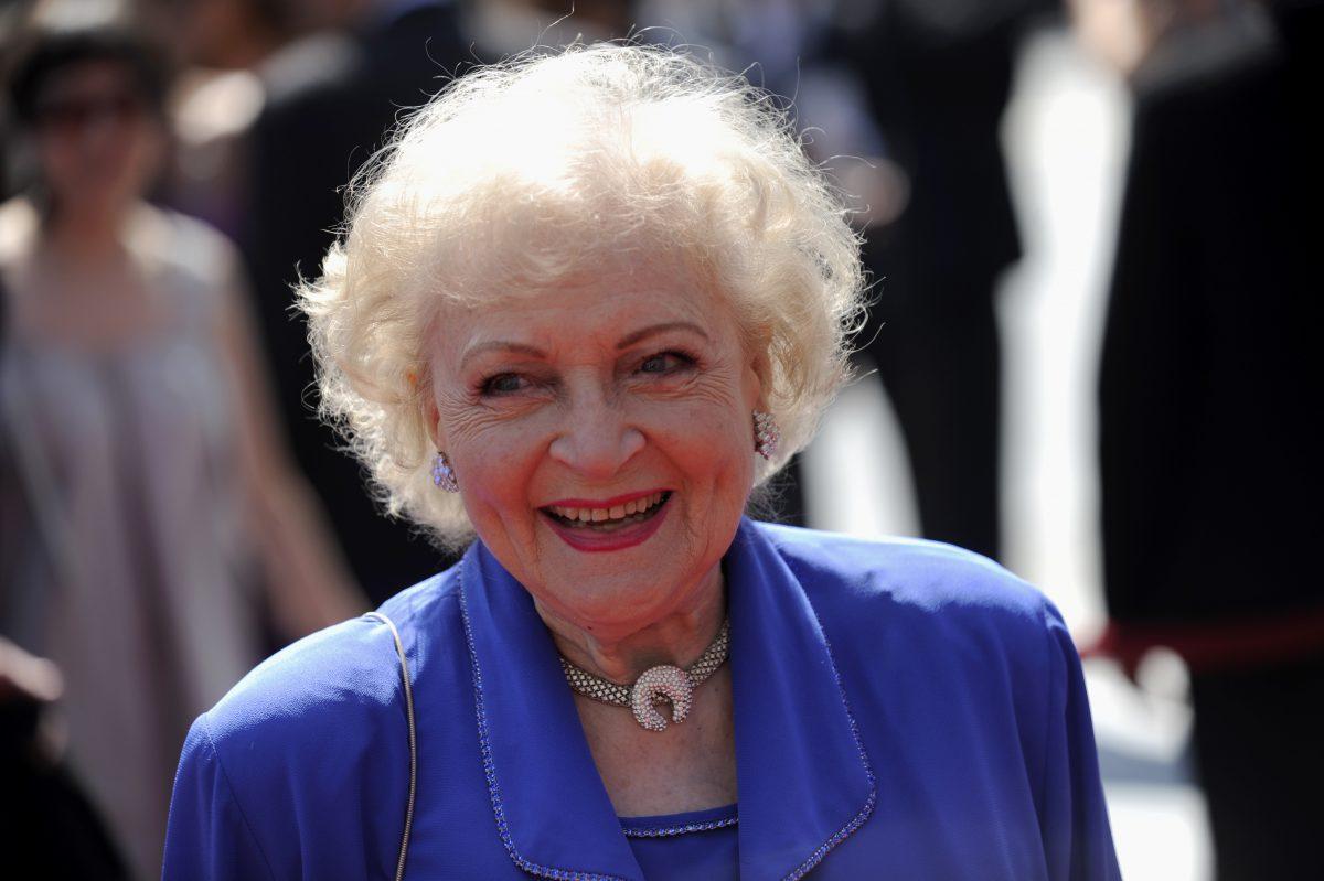 Celebrating Betty White's 97th Birthday With 5 Shocking ...