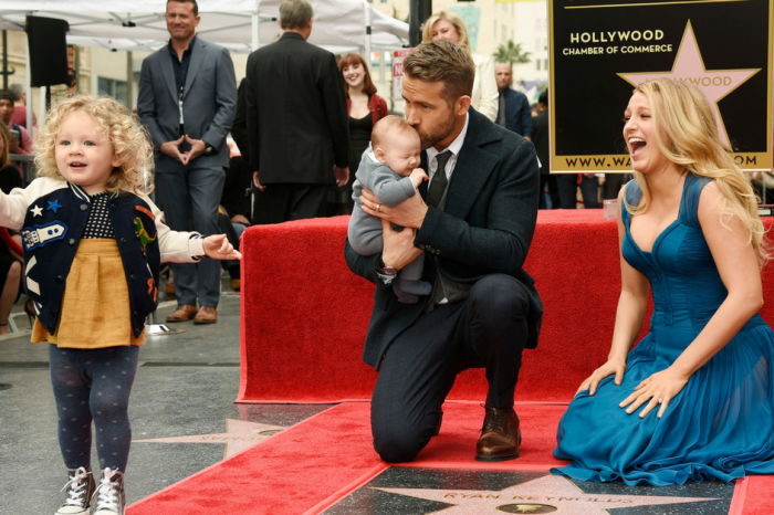 Ryan Reynolds and Blake Lively's children have finally made their public debut
