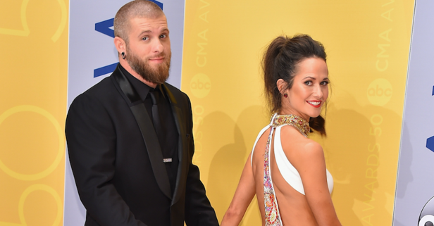 Brantley Gilbert gets really personal talking about his wife's breast milk