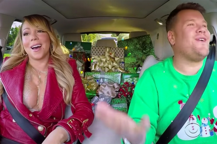 Mariah Carey gives us all we want for Christmas by joining James Cordon for a special Carpool Karaoke