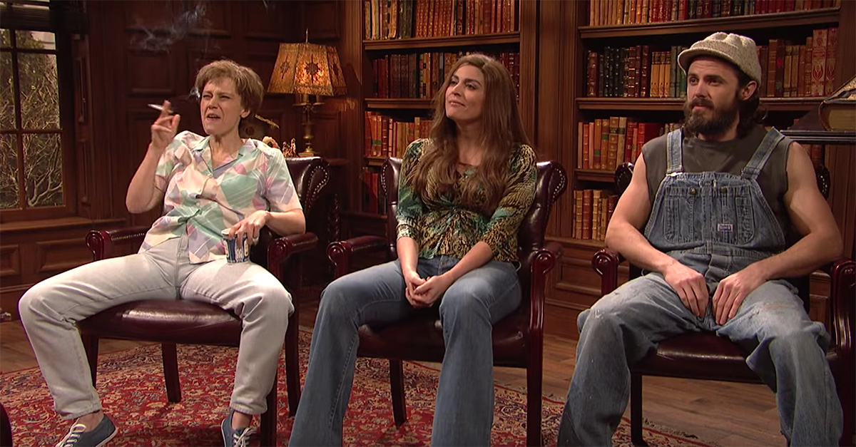 """One household experiences two very different Christmas miracles on """"SNL"""""""