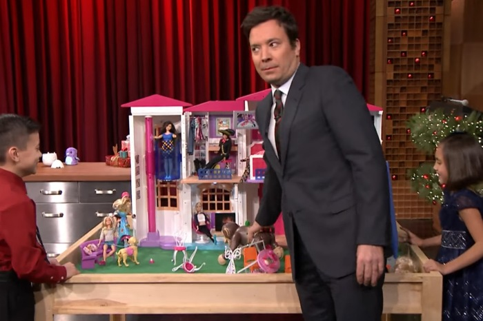 Jimmy Fallon consults the experts — kids — to tell us about the hottest toys this holiday season