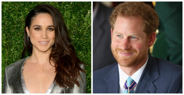 Royal pain: Half-brother of Prince Harry's girlfriend Meghan Markle allegedly pulls a gun on his live-in girlfriend