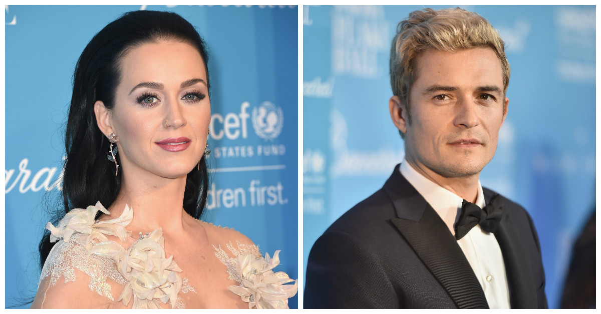 Katy Perry and Orlando Bloom reignite romance rumors after spending a night on the town together