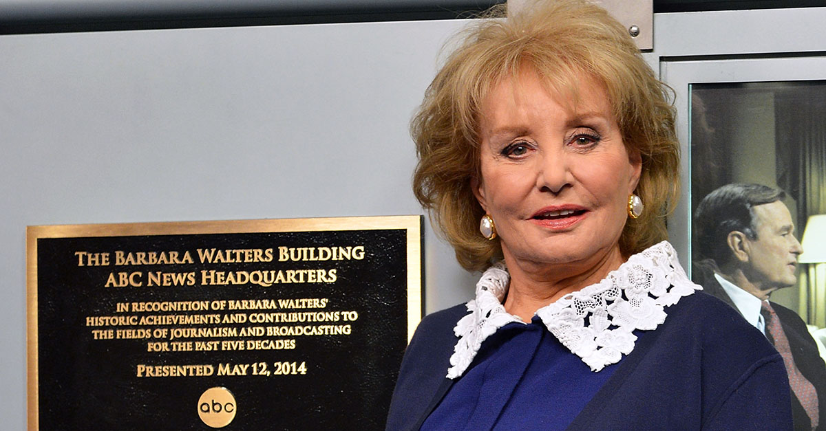 "Sources say Barbara Walters believes the legacy of ""The View"" has been ""ruined,"" and she knows who to blame"
