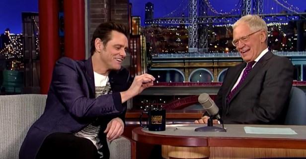 "Flashback: Jim Carrey Nails Matthew McConaughey Impression on ""The Late Show"""