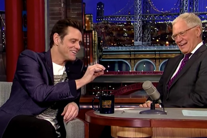 "Flashback: Jim Carrey Nails Matthew McConaughey Impression on ""The Late Show"""