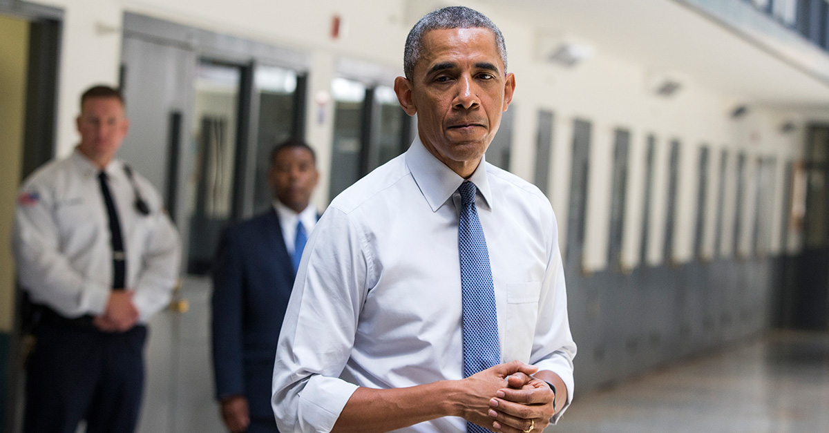 On commutations and pardons — go big before you go home, President Obama