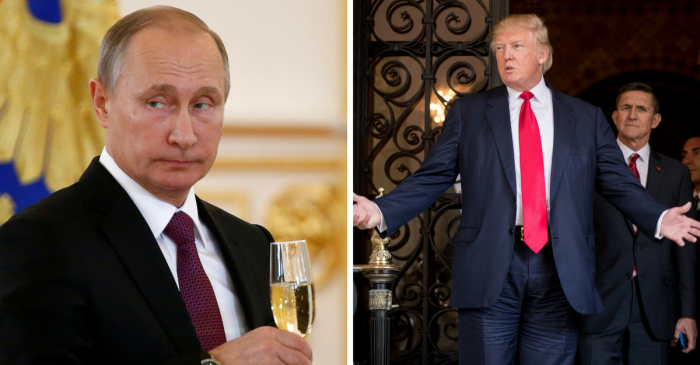 Putin's revenge: Russia has responded to U.S. sanctions by banning hundreds of diplomats from Moscow