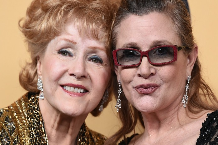 Carrie Fisher and Debbie Reynolds will be memorialized in the sweetest way possible