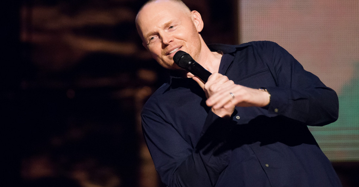 Bill Burr watched a Formula One race, and his commentary will crack you up