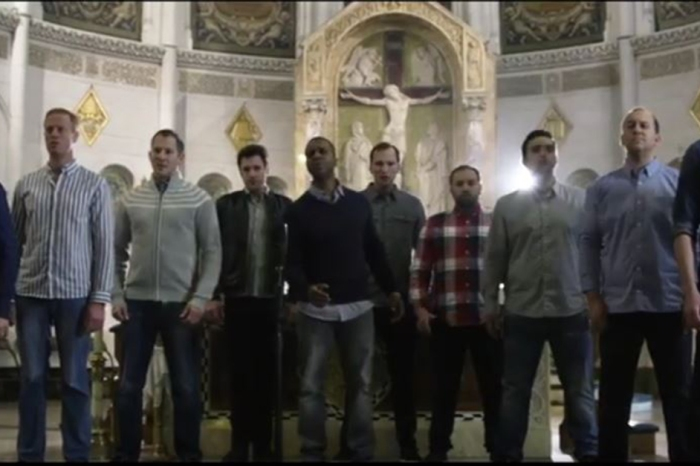 """All-male a cappella group Straight No Chaser's rendition of """"Mary, Did You Know?"""" is everything you want for Christmas"""