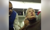 Woman yells at Trump supporter on flight