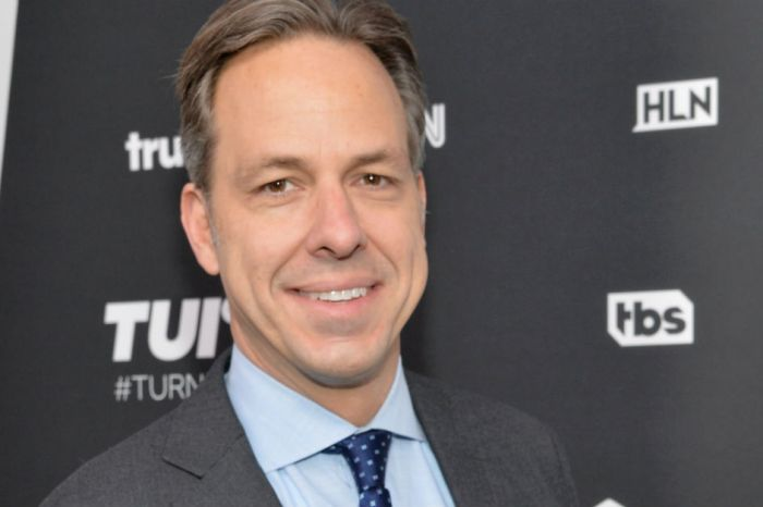 CNN gives Jake Tapper's producer the axe following multiple accusations of inappropriate behavior