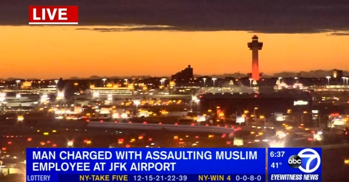 """Man yells """"f*** Islam, f*** ISIS"""" at Muslim Delta employee and gets charged with a hate crime"""
