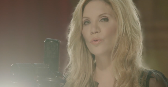 Listen to Alison Krauss wrap her sweet voice around a Country Music Hall of Fame classic