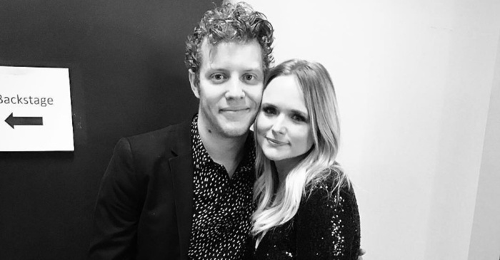Miranda Lambert rings in the New Year with not one but two adorable date nights