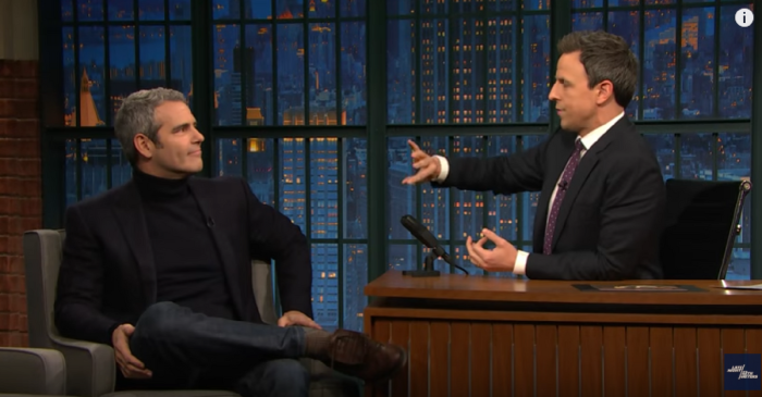Andy Cohen has the perfect idea for what Kellyanne Conway could do in her spare time