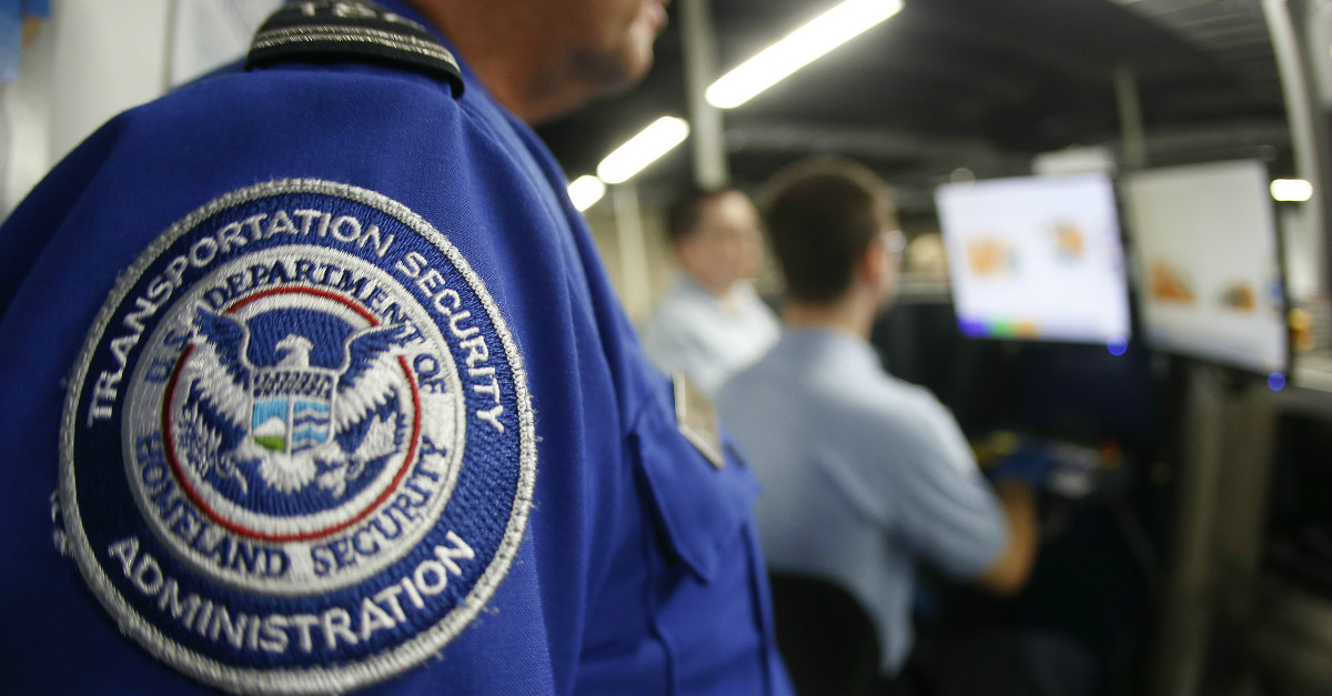 """Even Homeland Security says the TSA is """"abusing its stewardship"""" and """"cannot be trusted"""""""