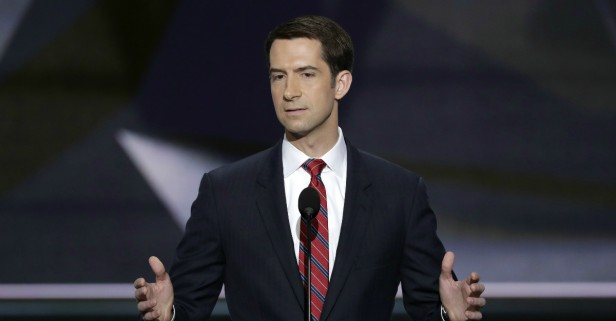 No, Tom Cotton, the Iran deal isn't dead—and we're better off because of it