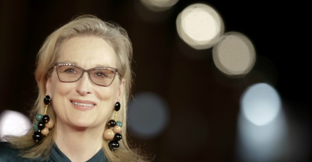 Why is Lawrence O'Donnell allowed to have political opinions but Meryl Streep isn't?