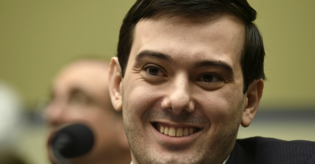 """Pharma Bro"" Martin Shkreli just had to give up his $2 million Wu-Tang Clan album"