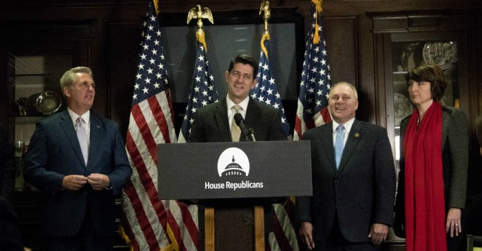 Republicans have no one to blame but themselves for their ethics blunder