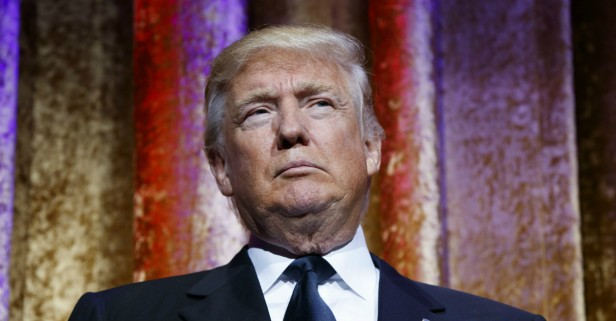 Stop pretending you know exactly what Donald Trump is going to do