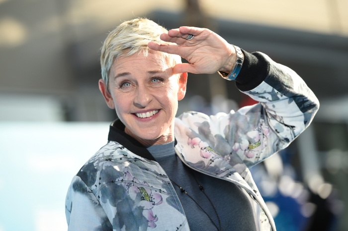 Quotes to live by from the laughing, dancing comedienne herself, Ellen DeGeneres