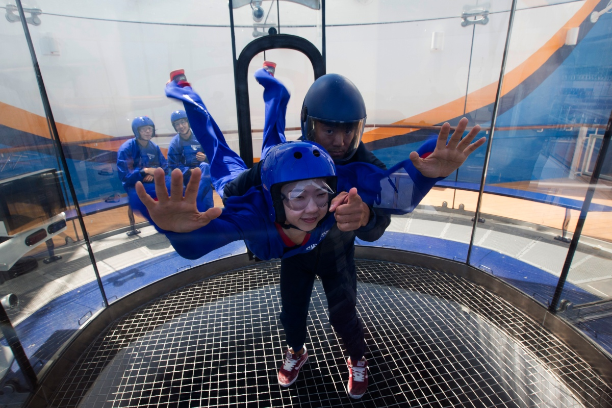 These extreme hobbies will definitely push you outside your comfort zone
