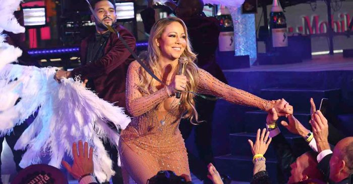 "Mariah Carey is getting a ""Take 2"" on ringing in the new year after a disastrous performance last time around"