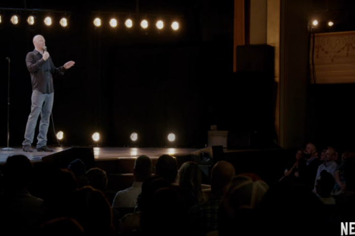 The teaser for Bill Burr's new stand-up special is out and we're loving it